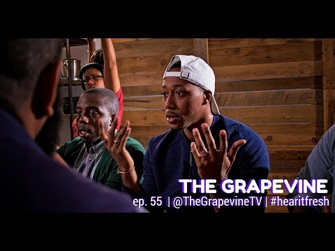 THE GRAPEVINE | Season 2 | Ep 55 (1/2) LAVAR BALL SHOULD STAY IN HIS LANE!