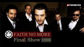 Faith No More - AOTY Final Show, Lisboa, Portugal (1998)