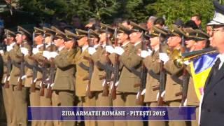 ZIUA ARMATEI ROMANE - PITESTI 2015
