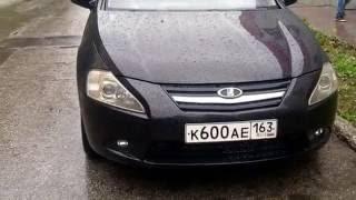 видео Лада Веста на газу получит название Lada Vesta CNG