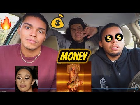 Cardi B - Money   REVIEW REACTION