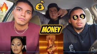 Cardi B - Money (Official Audio) REVIEW REACTION