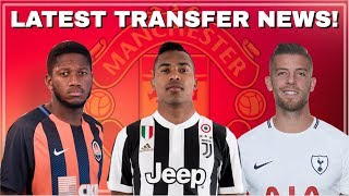 Manchester United Latest Transfer News! FRED + ALEX SANDRO + TOBY ALDERWEIRELD DONE DEALS?!