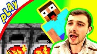 ПРоХоДиМеЦ со СТИВОМ Отправились в ПЕЩЕРУ с МОБАМИ! #16 Игра для Детей - Майнкрафт