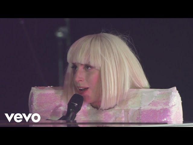 Lady Gaga - Gypsy (VEVO Presents)
