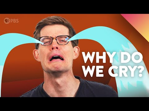 Why Do We Cry Sad Tears?