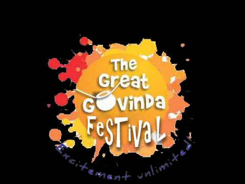 GUMCA - The Great Govinda Festival (Dahi Handi 2014)