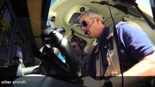North Atlantic Ferry Flight Leg 2- Scotland to  Iceland Beechcraft Premier