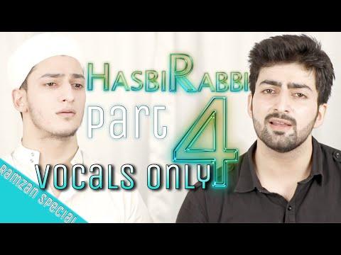 HASBI RABBI ( VOCALS ONLY ) | RAMADAN NAAT...