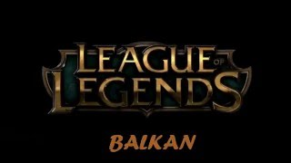 SUMMER League of Legends liga Balkan