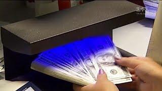 Гривні, долари, євро - чи знаєте ви, як відрізнити справжні  - від підробних?