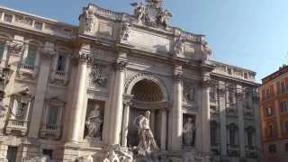 Рим, фонтан Треви, Пантеон   24 07 2013(Описание., 2013-08-14T20:58:22.000Z)