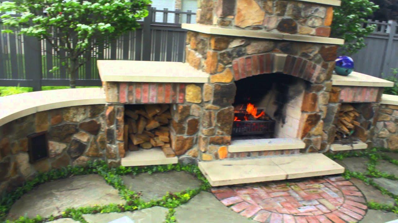 Kalamazoo Fireplace - YouTube