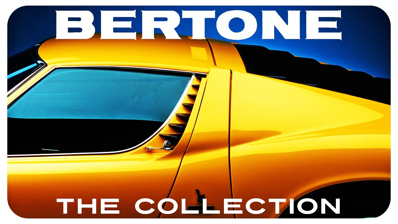 Where is Bertone's Collection now?