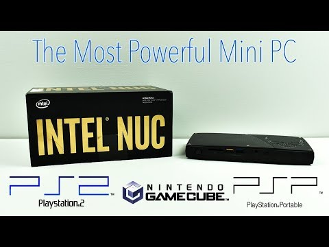 Intel Skull Canyon NUC Review Gaming And Emulation Test