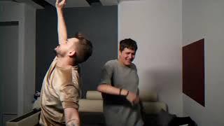 Танец Юлика и Руслана подходит под любую песню/ The dance of Yulik and Ruslan fits any song.
