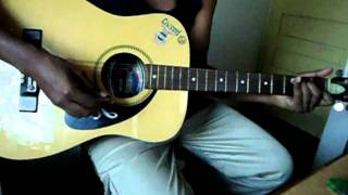 Switchfoot -On Fire Guitar Cover