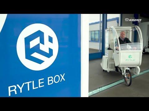 Environmentally friendly and revolutionary: Rytle, the future of transportation. | KRONE TV