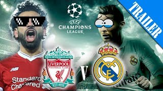 FORTNITE NEW-Liverpool vs Real Madrid 2018 Bande-annonce