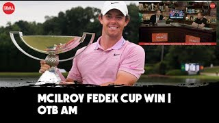 Rory McIlroy's $15m win better than a major? | Reaction