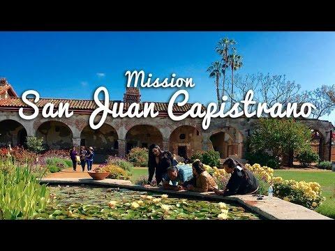 California Travel: Mission San Juan Capistrano