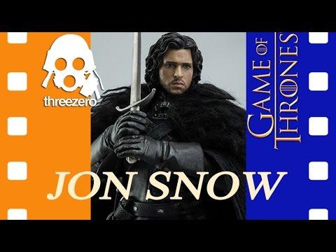 Фигурка Джон Сноу | The Game Of Thrones Jon Snow ThreeZero