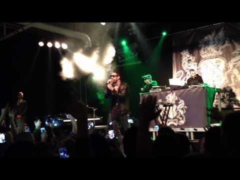 Ryan Leslie - Good Girl (Live) 1080p