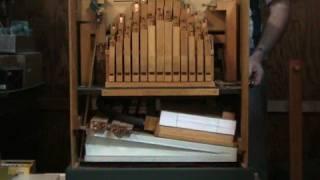 Clarinet Polka Street Organ