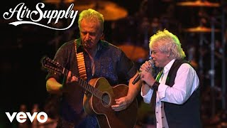 Air Supply - Just As I Am (Live in Hong Kong)