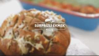 Sürprizli Ekmek Tarifi #mucizelezzetler