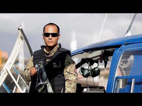 Onde está o corpo do `Rambo` da Venezuela