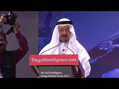 DG, Department of Industry & Economy, Fujairah Delivers Welcome Note at the Energy Markets Forum