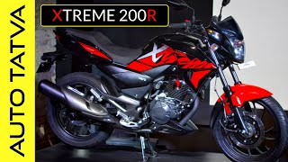 Hero Xtreme 200 R | Worth the wait? | A basic overview | Hindi