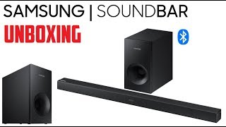 Unboxing e Teste - Soundbar Samsung 130w RMS HW K360