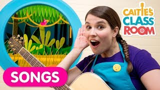 Walking In The Jungle | Nursery Rhymes from Caitie's Classroom