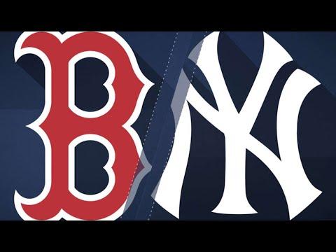 Sabathia, Bird lead Yankees over Red Sox: 8/31/17