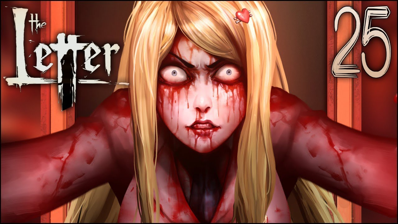 MARIANNE'S ENDINGS | The Letter (Horror Visual Novel)   Part 25