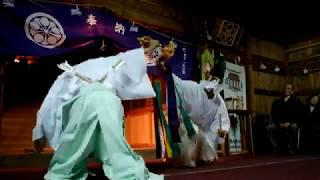 多良木町:奥野白木神社