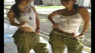 *HOT* Israeli Girls With Uniform. Israeli Girls In The IDF