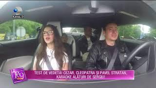 Teo Show (29.06.2018) - Familia Stratan la Test de vedeta! Partea 5