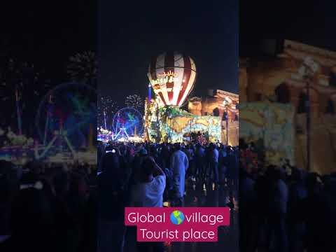 Best Place for visit, Global Village Dubai.. Tourist point 📍