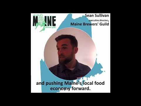 Pushing the Maine economy forward with Craft Beer - instagram highlight