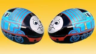 Thomas and Friends Toy Trains, Disney Cars Toys, Thomas like Egg Surprise