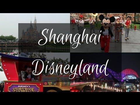 Our Day in Shanghai Disneyland (Travel Vlog)