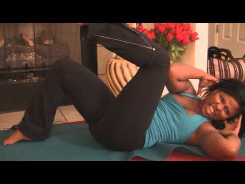 Ab Workout Routine 5 Minute At Home For Love Handles Work It Out with Dionne