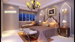 Klasik Otel Odası Dekorasyon / Hotel Room Furniture