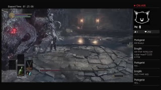 Snood plays Dark Souls Badly