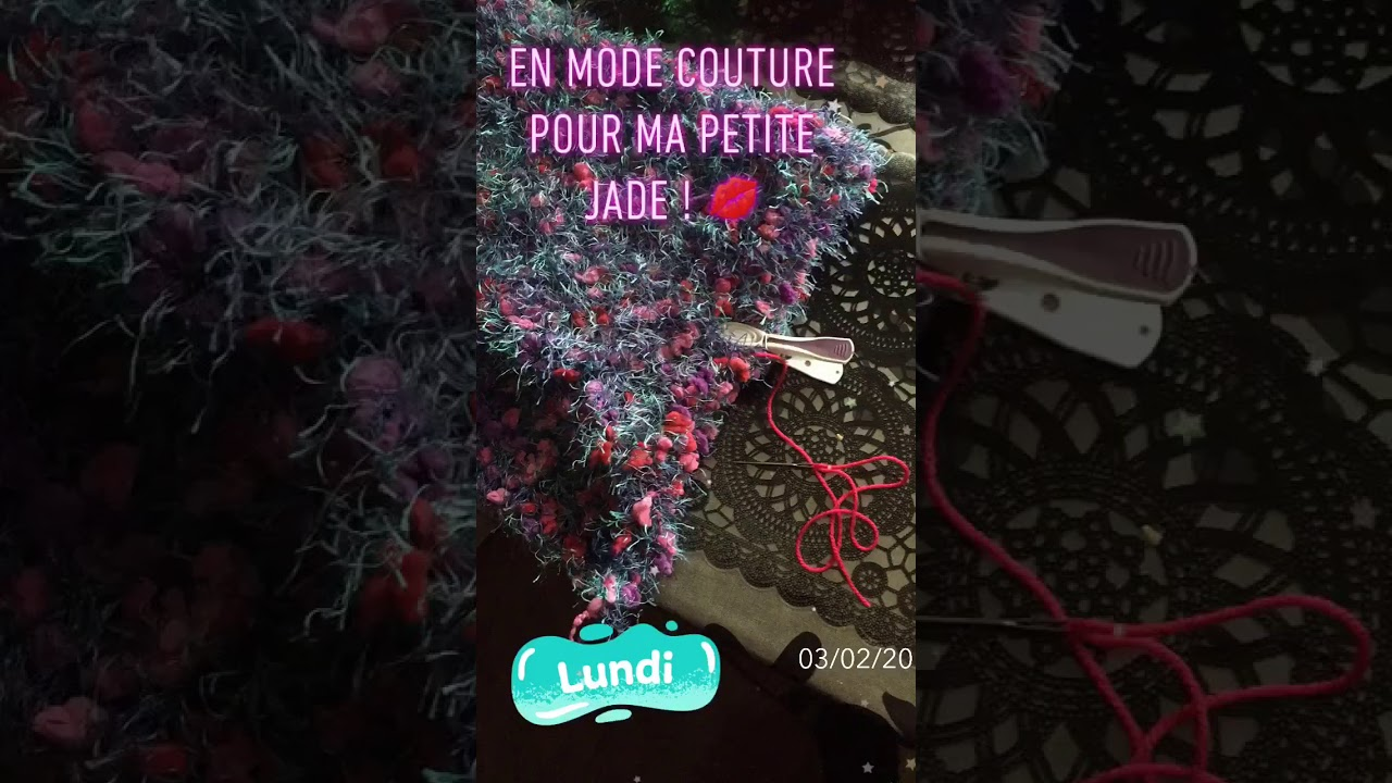 Couture tricot - YouTube