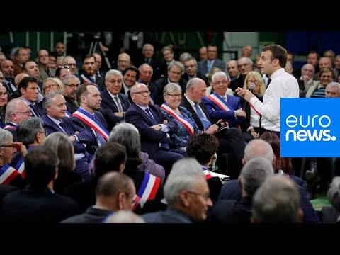 Did French President Emmanuel Macron sum up Brexit better than the British?