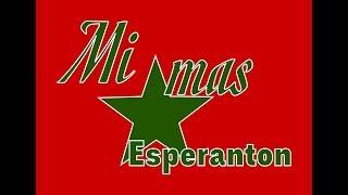 ☕ LERNU Esperanto ❁2❁ учим самый легкий язык Мира